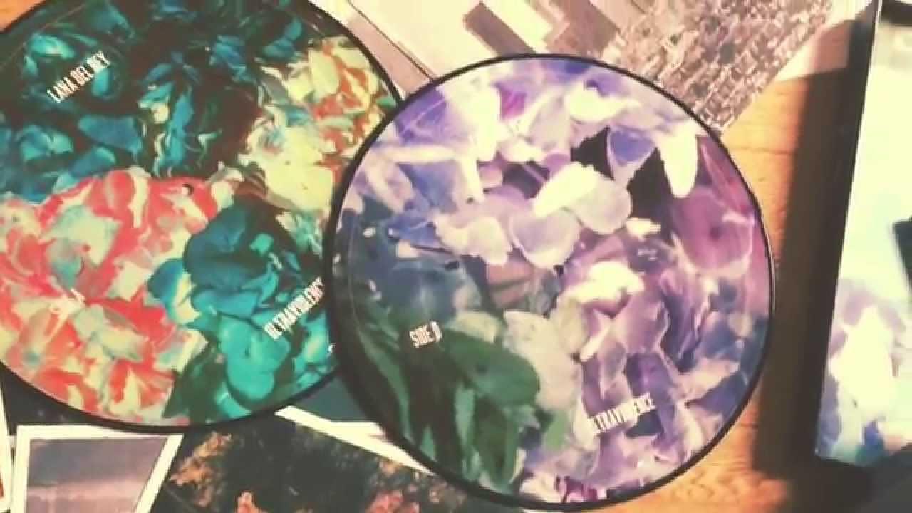 Lana Del Rey Vinyl Ultraviolence