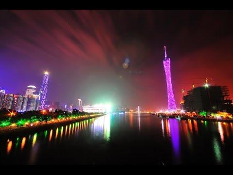CANTON TOWER IN GUNGZHOU, CHINA...AMAZING!