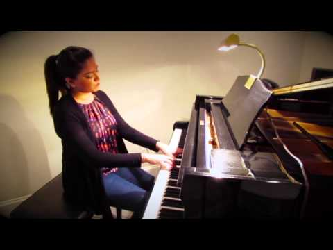 Elastic Heart | Sia - Piano Cover By Raashi Kulkarni