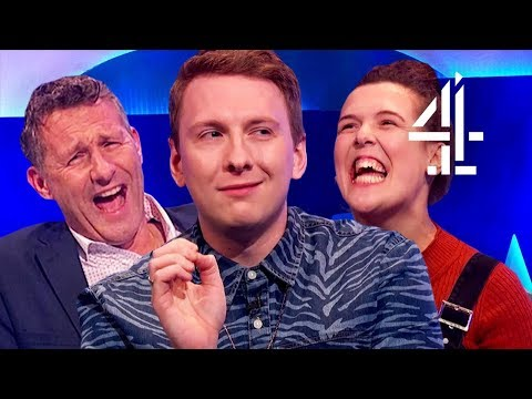 Joe Lycett's Fashion Icon is Theresa May & Other Funny Moments from The Last Leg