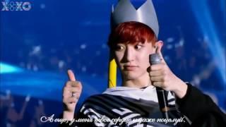 EXO - Peter Pen Live (РУСС. САБ)