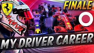 THE FINAL RACE! CHAMPIONSHIP DECIDER! - F1 MyDriver CAREER S8 Finale: JAPAN