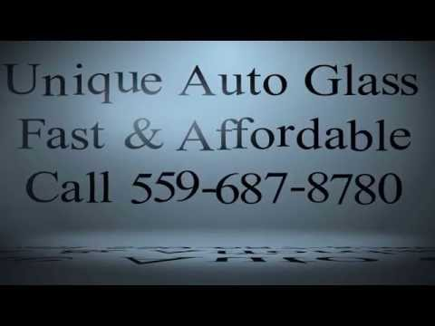 Unique Auto Glass - Auto Glass in Tulare, Hanford, Visalia - Chip Repair