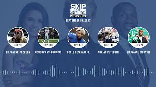 UNDISPUTED Audio Podcast (9.15.17) with Skip Bayless, Shannon Sharpe, Joy Taylor | UNDISPUTED
