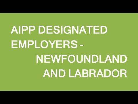 Atlantic Pilot designated employers list! LP Group Canada