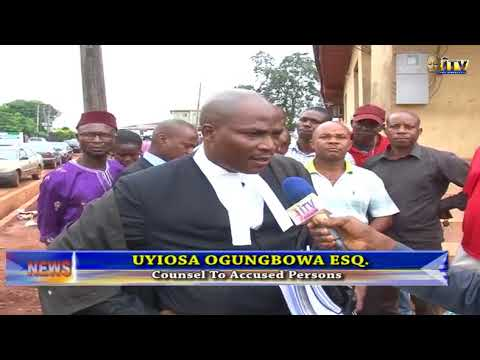 Court adjourns ruling on bail application for excos of ESWA