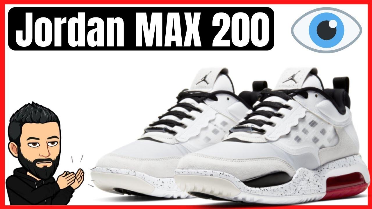 air jordan max 200 zapatillas