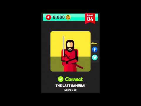 Icon Pop Quiz - TV & Films - Level 4 Complete Answers Walkthrough