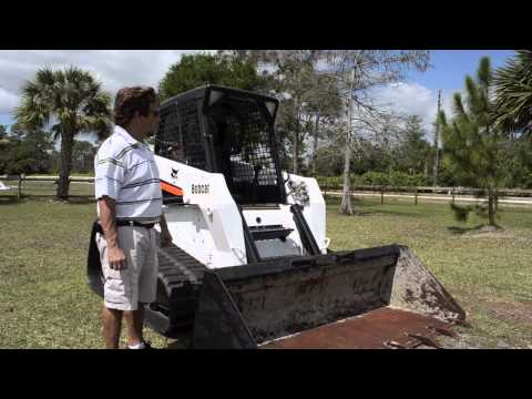 2006 Bobcat T250 for sale by Ironlink Inc West Palm Beach Florida