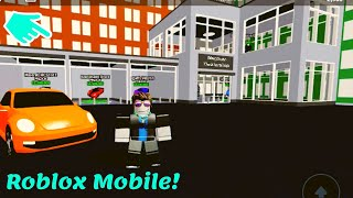 Roblox Vehicle Tycoon | iOS / Android Mobile Gameplay
