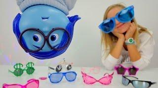 Видео для девочек. Очки для Печали