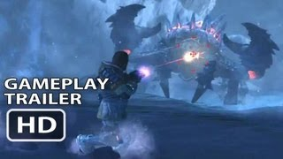 Lost Planet 3 Gameplay Trailer