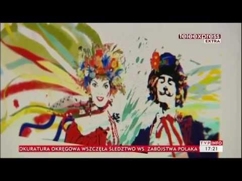 Folk Radio startuje z przytupem   Teleexpress TVP