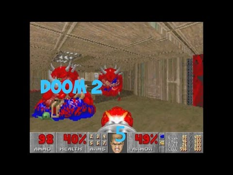 Doom II: Hell on Earth - Фабрика