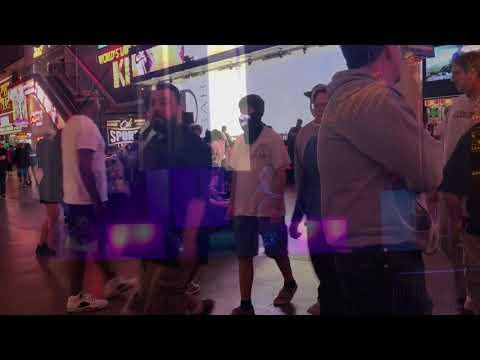 Amazing Street performances in Las Vegas