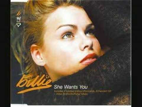 BILLIE PIPER: Safe With Me (includes lyrics)