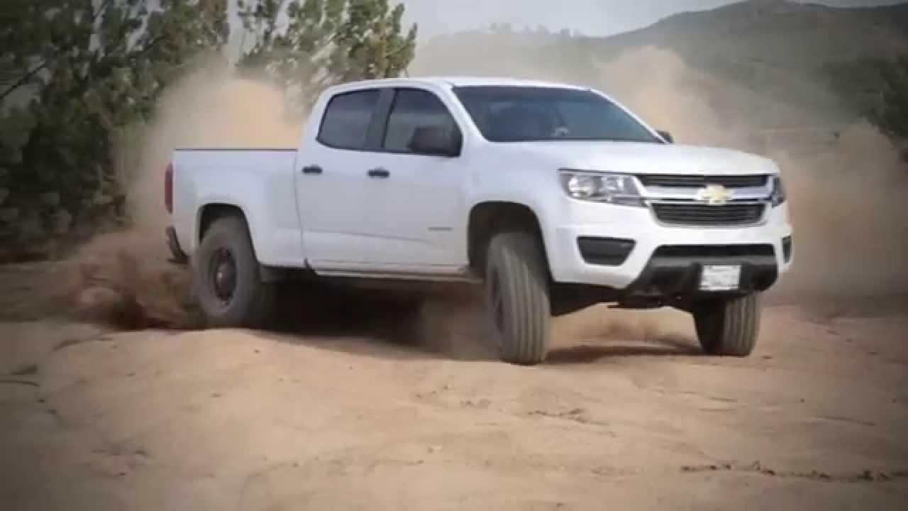 ICON Vehicle Dynamics 2015 Chevy Colorado / GMC Canyon ...