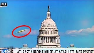 19 UFO Sightings Caught on Live TV
