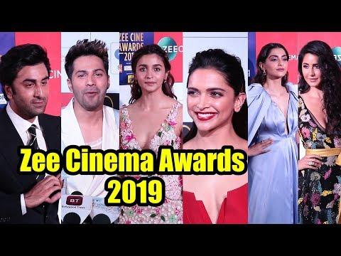 Zee Cine Awards 2019 | Complete Video | Ranbir Kapoor, Alia, Deepika, Ranveer Singh