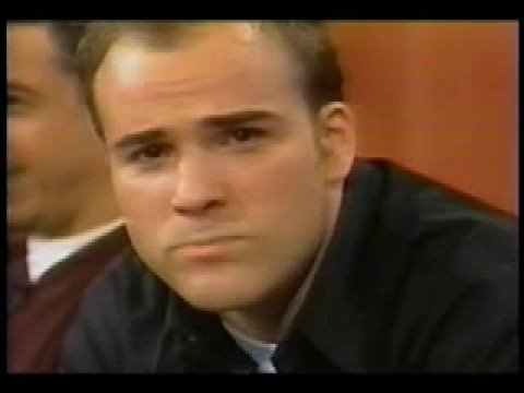 David Deluise  as a Guest on talk s!