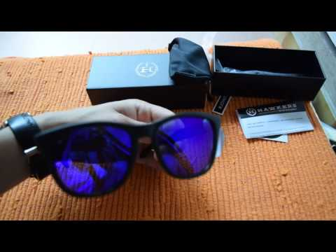 HAWKERS CARBON BLACK - SKY ONE SUNGLASSES - UNBOXING AND QUICK LOOK