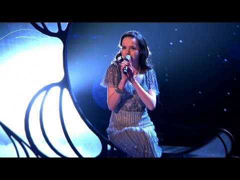 Sophie May Williams Performs 'Moondance' - The Voice UK 2014: The Live Quarter Finals - BBC One