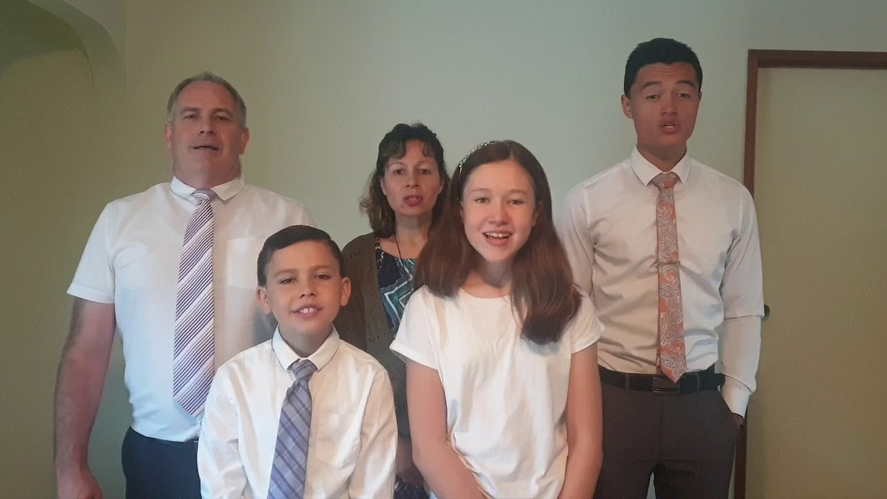 Gethsemane sung by Holt Family