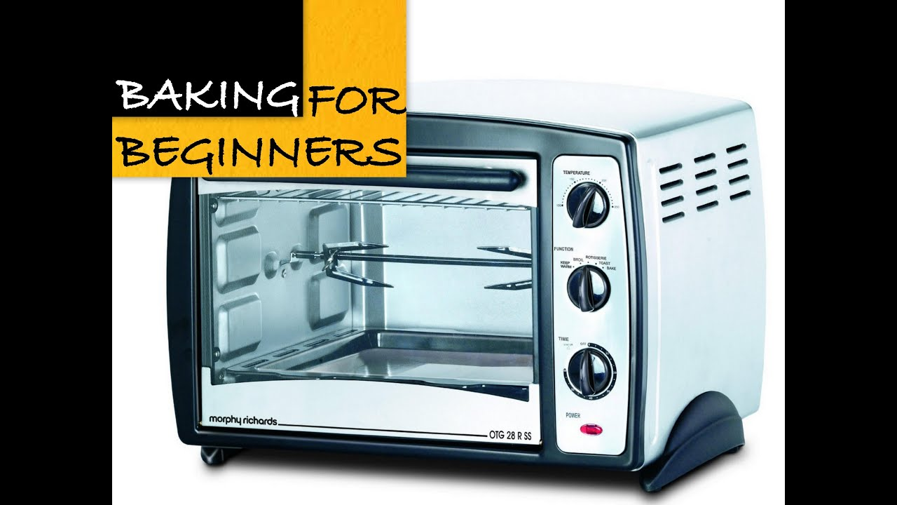 How To Use An OTG / Oven Toaster Griller / Electric Oven Demo | Oven ...