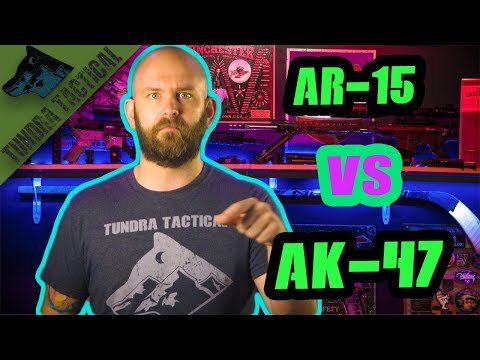 AR-15 vs AK-47 Which Is Better?