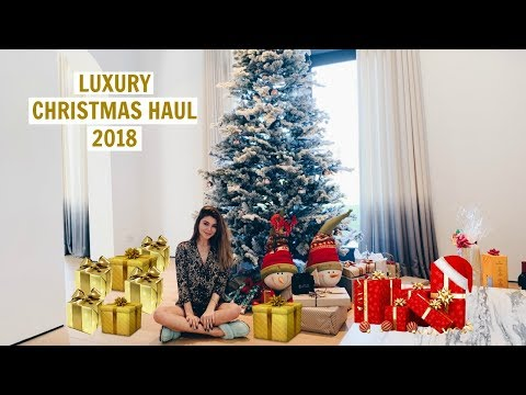 (LUXURY) WHAT I GOT FOR CHRISTMAS 2018 l Olivia Jade