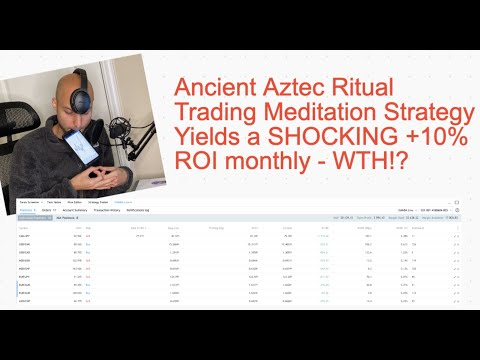 LITERALLY the Most Peaceful Way to Trade Forex!