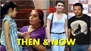 10 BOLLYWOOD CHILD ARTISTS THEN  NOW