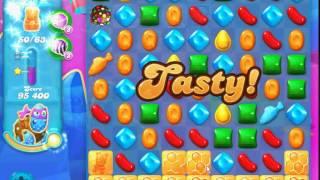 Candy Crush Soda Saga - level 451 (3 star, No boosters)
