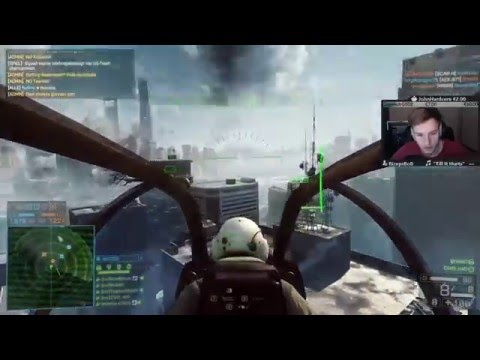 BF4 | Stream Highlight | Shanghai Farmin 271 Heli Kills in 40min :D