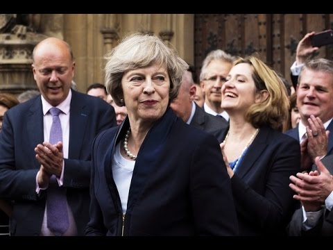 Theresa May fails to learn from Iraq & Libya!