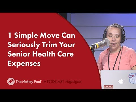 1 Simple Move Can Seriously Trim Your Senior Healthcare Expenses