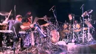 Godsmack Drum Battle (DVD High Quality & Synced)
