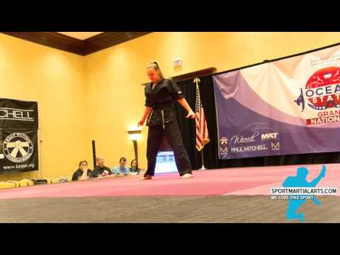 Mackensi Emory - Musical Forms - Ocean State Grand Nationals 2016