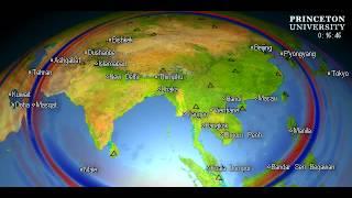 MW: 5.4, MYANMAR-INDIA BORDER REGION