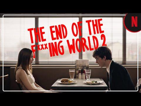 The End of The F***ing World | Alyssa recuerda la carta que le escribió James [Clip]