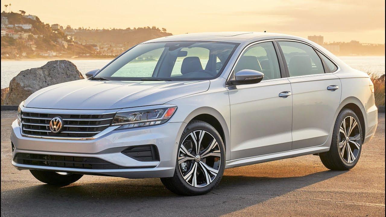 2020 vw passat sel premium  spacious family midsize sedan