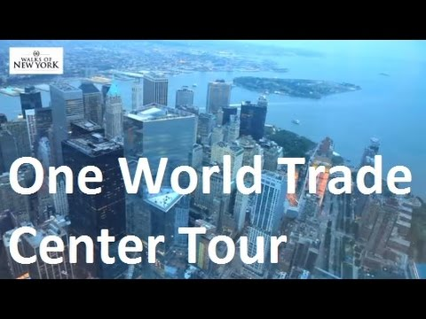 One World Trade Center Observatory Tour - Walks of New York