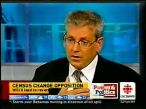 Charlie Angus on Census on Power and Politics