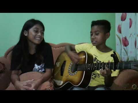 Cover Lagu Dulu Beta Jauh Dari Yesus By:Tasya adrianus & Rifan Junior