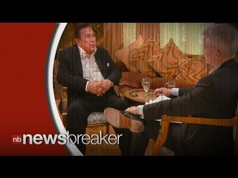 Donald Sterling Goes Off on Magic Johnson Saying He Had AIDS