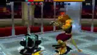 BLOODY ROAR 2: SHINA (PFTM) VS GADO (CPU) thumbnail