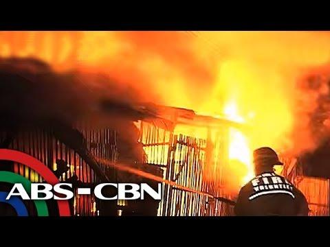 TV Patrol: 2 barangay sa Mandaue City, nasa state of calamity dahil sa sunog