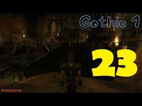 Gothic 1 эпизод 23 (Свободная шахта)