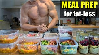 One of Jon Venus's most viewed videos: BEST 1 WEEK MEAL PREP | CHEAP & EASY