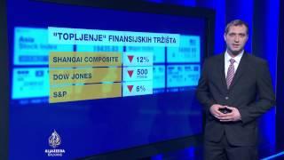 'Topljenje' finansijskih tržišta